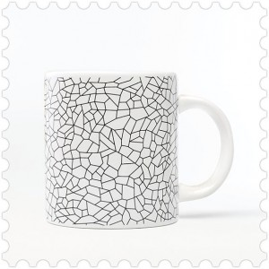Trencadis cup design made in Barcelona, mug, modernism, cool, Gaudi