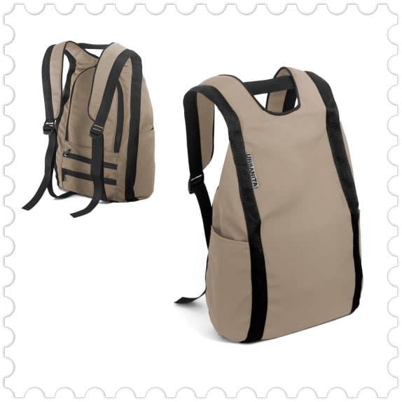 Backpacks Urbanita Beige