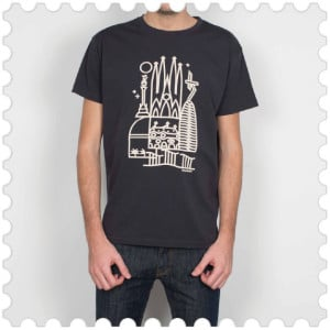 Camiseta Camicities made in Barcelona