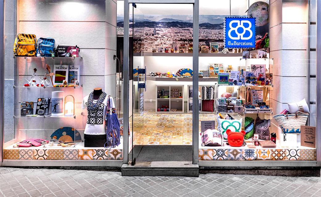 bd9528c127a9 Tienda online de souvenirs - B de barcelona