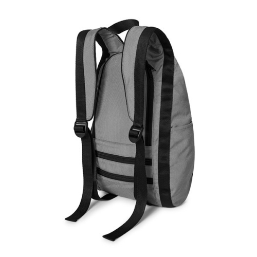 Antirobo backpack gray